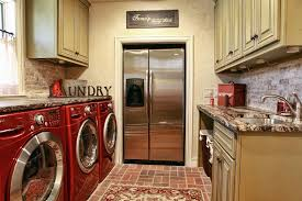 rustic laundry room ideas laundry room traditional with split