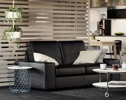 Living Room Leather And Coated Fabric Loveseats KIVIK Loveseat Grann