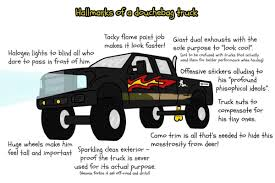 Stereotypes: Bro Truck Low Down