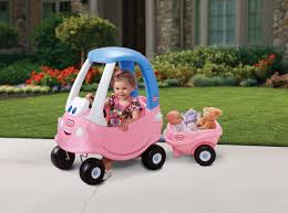 Amazon.com: Little Tikes Princess Cozy Coupe Trailer: Toys & Games ... Little Tikes Cozy Truck Pink Princess Children Kid Push Rideon Coupe Assembly Review Theitbaby First Swing 635243 Buy Online Gigelid Sport By Youtube Yato Store Toys Shop 119 Best Tyke Images On Pinterest Childrens Toys Gperego Raider 6v Electric Scooter Ozkidsworld The Cutest Makeovers Ever Pinky Girl Ojcommerce