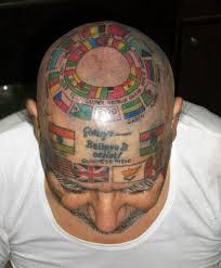 Italian Flag Tattoos Love Your Filipino Tattoo