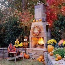 Backyard Patio Decorating Ideas by 16 Awesome Fall Patio Design And Decor Ideas Homadein