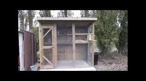 100 Pigeon Coop Plans Racing Loft Improved 2013 YouTube