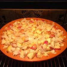 vegane rezepte kartoffel pilz suppe und apfel kokos kuchen