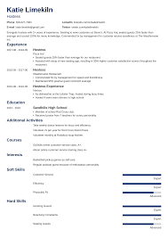 Hostess Resume: Samples And Complete Writing Guide [20+ ... Hospital Volunteer Cover Letter Sample Best Of Cashier Customer Service Representative Resume Free Examples Rumes Air Hostess For 89 Format No Experience New Cv With Top 8 Head Hostess Resume Samples Sver Example Writing Tips Genius Restaurant 12 Samples Pdf Documents Cashier Job Description 650841 Stewardess Fine Ding Upscale 2019
