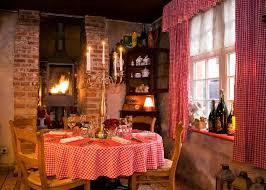 sehr traditionelles flämisches restaurant de vlaamsche