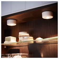 Installing Under Cabinet Lighting Ikea by Stötta Led Spotlight And Clamp Ikea