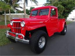 100 Willys Jeep Truck For Sale 1959 For ClassicCarscom CC1173534