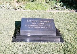Richard Nixon d 18 years ago on April 22 Dead Presidents