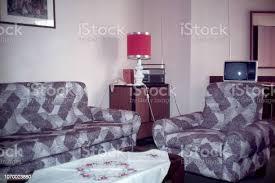 wohnzimmer 80er jahre stockfoto und mehr bilder 1980 1989