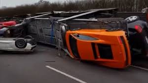 Major Crash On French Highway - Lambo, Ferrari, Mustang, Aventador ... Something Yellow And Lambo Like On The Back Of A Truck P Photofriday Lamborghini Ctenario Lp 7704 Forza Motsport Wiki Fandom How About Urus 66 Motoroids 2018 Urus Pickup Truck Convertible Other Body Styles 2019 Revealed Packing 641hp V8 2000 Base Sesto Elemento Monster For Spin Tires Vehicle Inventory Vancouver 861993 Lm002 Luxury Suv Review Automobile Magazine The 2015 Huracan 18 Things You Didnt Know Motor Trend Legendary Italian V12 Is Known As Rambo Lambo Ebay Motors Blog