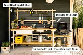 outdoorküche alfons create by obi