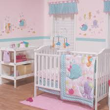 Little Mermaid Crib Bedding by Belle Sea Sweetie 3 Piece Crib Bedding Set Babies