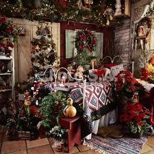 Christmas Room Decorations Rosemary Pinecone Garland