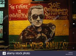 joe strummer stock photos joe strummer stock images alamy