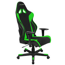 DX Racer DXRacer Racing Series OH/RW106/N High-Back Rocker ...