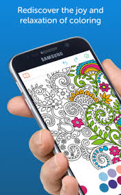Recolor Is A Mobile Application Available For IOS Iphone Ipad And Android It Defines Itself As High Quality Colouring Book On