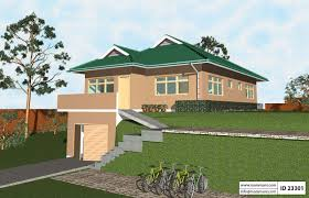 Steep Slope House Plans Pictures by Steep Slope House Plan Id 23301 House Plans By Maramani