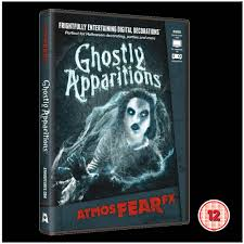 Buy Halloween Hologram Projector by Halloween Digital Decorations Kit Atmosfx Ghostly Apparitions Dvd