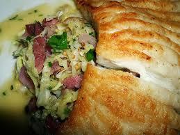 recette de cuisine avec du poisson raie marinée cuite au beurre recette par cuisine maison d