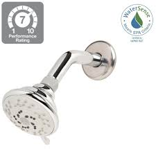 Moen 3919 2 2 Gpm by Showerheads Showerheads U0026 Shower Faucets The Home Depot