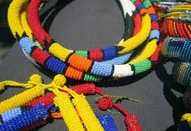 African Crafted Beaded Necklaces