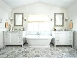 stylist hexagon bathroom floor tile large hexagon bathroom floor