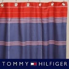 Tommy Hilfiger Curtains Special Chevron by Tommy Hilfiger Bathroom Shower Curtain Foter