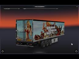 GTA V Standalone Trailer | ETS2 Mods | Euro Truck Simulator 2 Mods ...