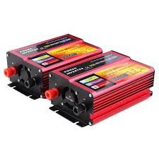 100 Truck Power Inverter 400W Solar System Car Rechargeable Vehicles