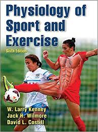 Physiology Of Sport And Exercise 6th Edition With Web Study Guide 9781450477673 Medicine Health Science Books Amazon