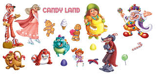 Game Clipart Candyland 5