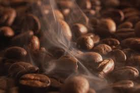 Aromatic Coffee Beans Background