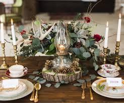 Rustic Winter Weddings