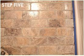 how to install tumbled travertine tile run to radiance