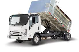 Isuzu NPR Landscape Trucks For Sale | MJ Truck Nation
