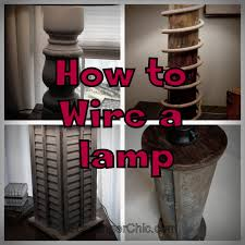 Lamp Rewiring Kit Amazon by How To Wire A Lamp With Pictures Scavenger Chic