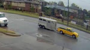 100 Arrow Trucking Tulsa Ok BA Police Seek Horse Trailer Thief News On 6