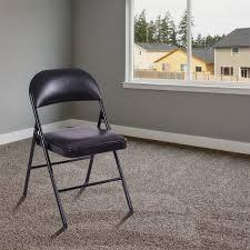4 set klappstühle esszimmerstühle mit gepolsterter