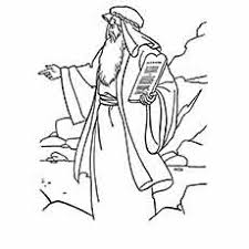 Moses Came Down From Mount Sinai
