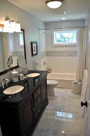 Narrow Bathroom Floor Cabinet by Best 25 Hall Bathroom Ideas On Pinterest Half Bathroom Decor