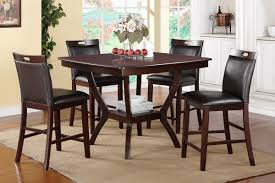 Big Lots Kitchen Table Chairs by Impressive Counter Height Dining Sets With Wooden Varnishing