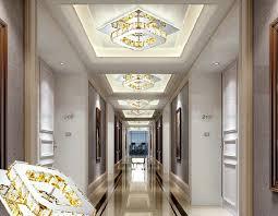 led flush mount hallway lighting lilianduval