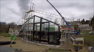 100 Haus Construction Of Our Huf House In 3 Minutes