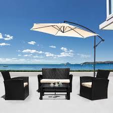 Ebay Patio Furniture Uk by Jarder Luxury Rattan Outdoor Garden Furniture Patio Sofa Set