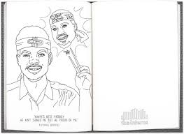 Coloring Book Chance List The Rapper Pages
