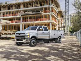 New Chevrolet Medium Duty Trucks - BIGtruck Magazine Chevys 2019 Silverado Gets New 3l Duramax Diesel Larger Wheelbase 2018 New Chevrolet 1500 4wd Reg Cab 1190 Work Truck At 2 Door Pickup In Courtice On U420 2wd Trailering Camera System Available For Lt Trailboss Unveiled Ahead Of Detroit Pressroom Canada Images Trucks Cars Suv Vehicles Sale Fox Custom Crew 1435 2015 4x4 62l V8 8speed Test Reviews