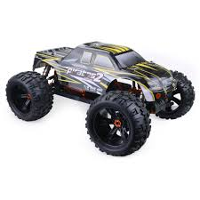 100 Cen Rc Truck Tyrant 18 Brushless Electric Remote Control Monster Truckin Bajas