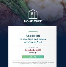 Home Chef Coupon - Save $40 Off Your First Two Orders | MSA