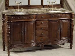 awesome bathroom double vanity cabinets and double sink bathroom